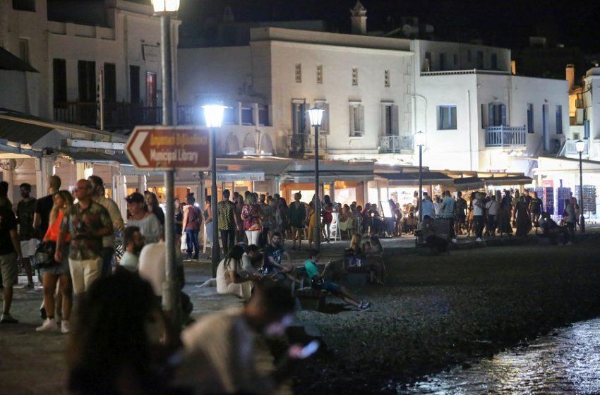 """Απόβαση """"ράμπο"""" στη Μύκονο: Πώς θα γίνονται οι επιχειρήσεις στα παράνομα πάρτι"""