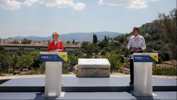 Μητσοτάκης: Ιστορική στιγμή για την Ευρώπη και την Ελλάδα