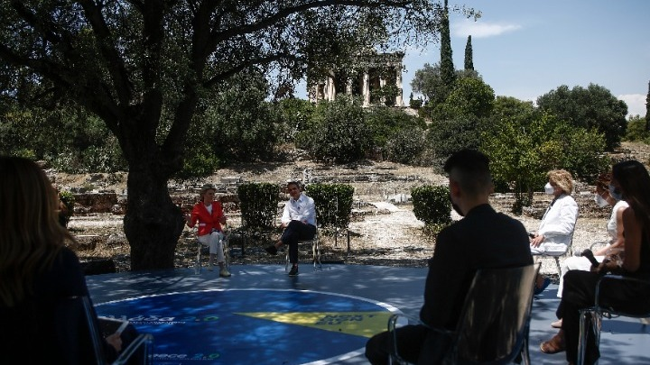 Μητσοτάκης σε πολίτες: Οι πόροι θα επενδυθούν με διαφάνεια και προς όφελος κάθε Έλληνα