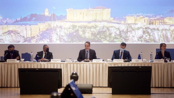 Μητσοτάκης: Mέτρα για τη στήριξη του τουρισμού και διασφάλιση των θέσεων εργασίας