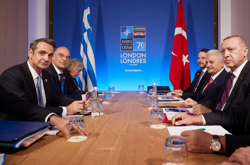 """Ρεπορτάζ από Βρυξέλλες: Κατ' ιδίαν συνάντηση Μητσοτάκη – Ερντογάν για """"καλοκαιρινό μορατόριουμ στο Αιγαίο"""""""