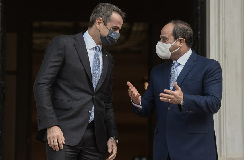 Περιφερειακές κινήσεις της Αθήνας ενόψει της Συνόδου για το Λιβυκό και του Ευρωπαϊκού Συμβουλίου για τα ευρωτουρκικά