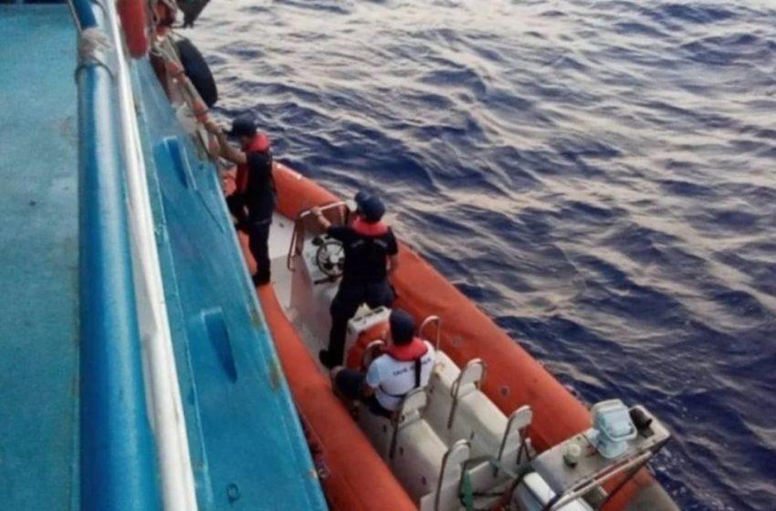 Επεισόδιο: Ένοπλοι Τούρκοι παρενόχλησαν κυπριακό αλιευτικό (vid)