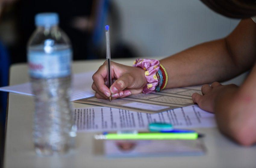Πανελλαδικές: Στα μαθηματικά διαγωνίζονται οι υποψήφιοι των ΕΠΑΛ