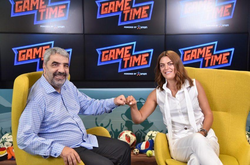 Ο Γιώργος Χελάκης στο ΟΠΑΠ Game Time: Ο έκτος όμιλος θα βγάλει τον νικητή