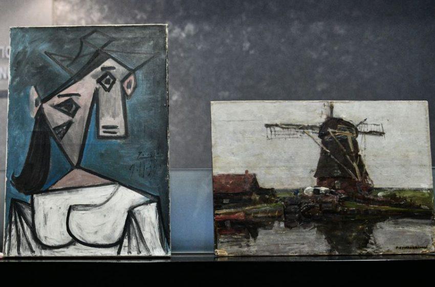 """Έτσι εξιχνιάστηκε η """"κλοπή του αιώνα"""" στην Εθνική Πινακοθήκη – 49χρονος οικοδόμος ο δράστης"""