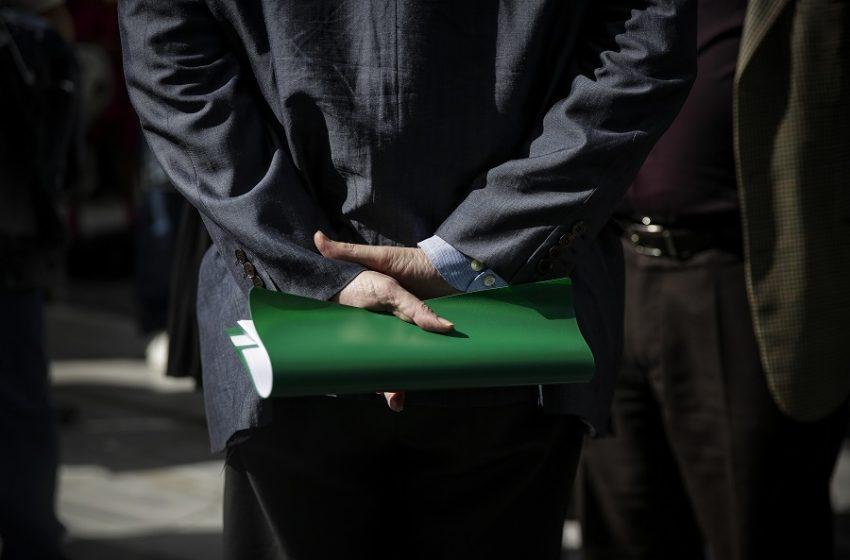 Ηχηρή παρέμβαση των Δικηγόρων για την αναστολή πλειστηριασμών
