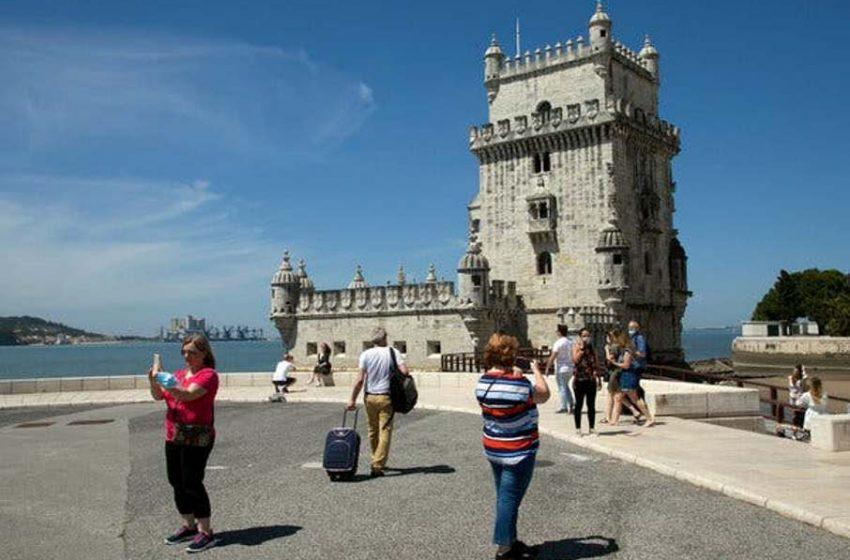 """""""Δέλτα"""": Το νέο """"μοντέλο"""" lockdown που εφαρμόζεται στη Λισαβόνα"""