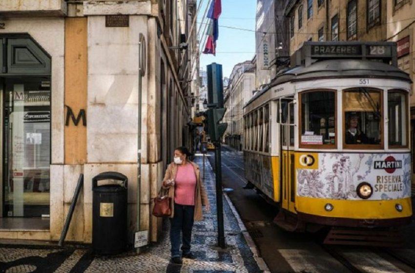 Η Πορτογαλία επιταχύνει τους εμβολιασμούς, καθώς αυξάνονται τα κρούσματα κοροναϊού