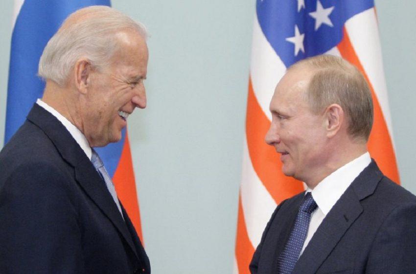 """""""Φρούριο"""" η Γενεύη για τη συνάντηση Μπάιντεν-Πούτιν"""