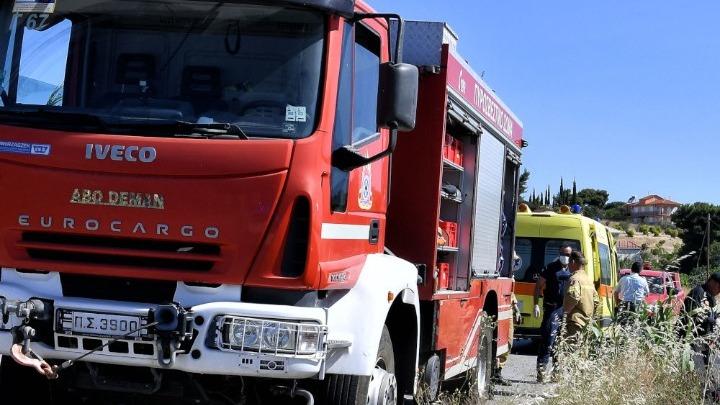 Τραγωδία στις Σέρρες: Δύο νεκροί και έξι τραυματίες σε τροχαίο με μετανάστες