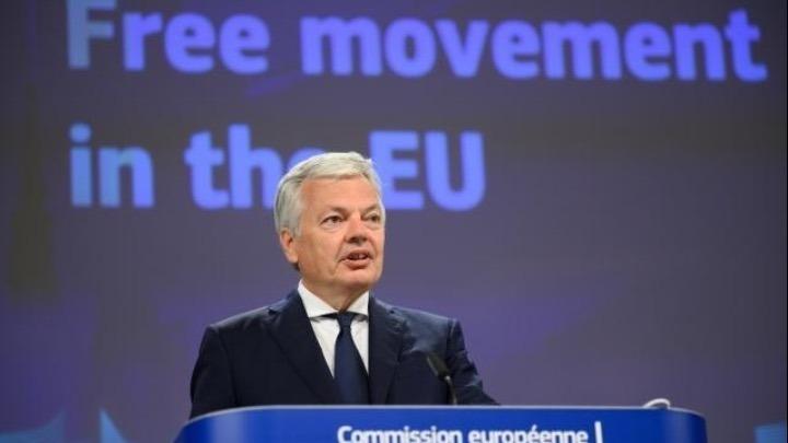 Επίτροπος Δικαιοσύνης ΕΕ: Ψηφιακό πιστοποιητικό για τον κοροναϊό από την 1η Ιουλίου