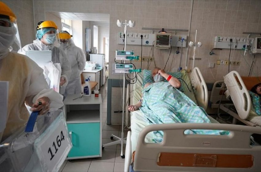 Ρωσία: Ρεκόρ θανάτων 24ώρου στη Μόσχα καθώς «καλπάζει» η μετάλλαξη Δέλτα
