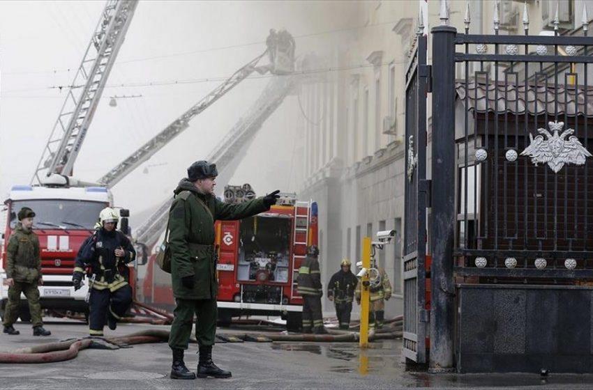 Ρωσία: Τρεις νεκροί σε νοσοκομείο Covid-19 από πυρκαγιά