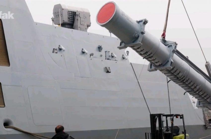 """""""Γενί Σαφάκ"""":"""" Ο τουρκικός θαλάσσιος πύραυλος που τρόμαξε την Ελλάδα"""" (vids)"""