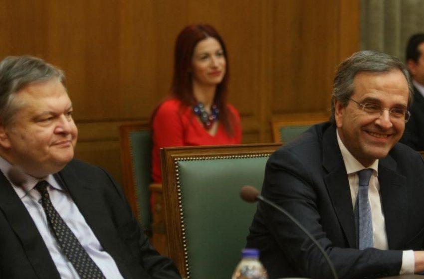"""Σκάνδαλο Novartis: """"Παράνομο το υπόμνημα των έξι για τους προστατευόμενους μάρτυρες"""" λέει ο Δ. Τσοβόλας"""