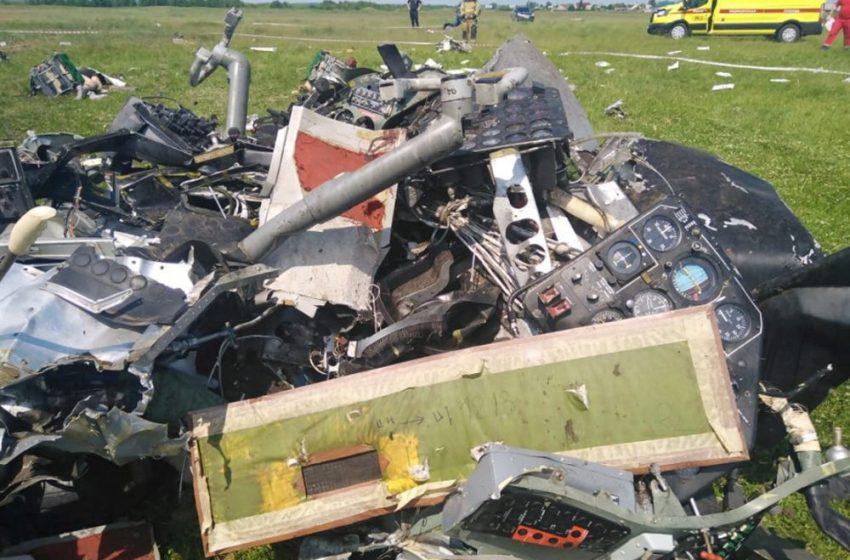 Αεροπορική τραγωδία με νεκρούς και τραυματίες στη Ρωσία