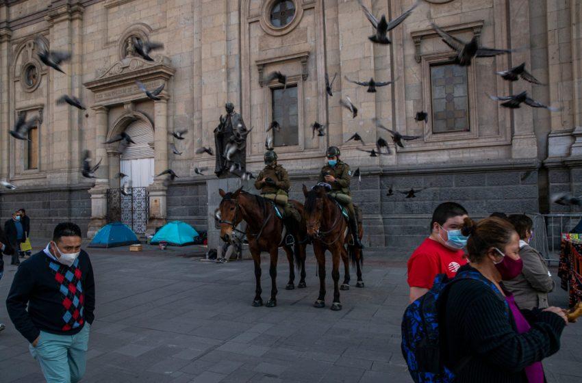 Σοκ στη Χιλή: Σκληρή καραντίνα με εμβολιασμένο το 75% του πληθυσμού