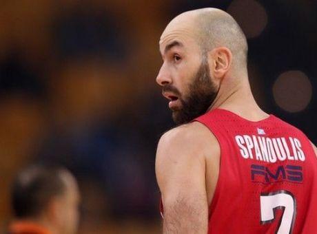 """Οι δέκα καλύτερες φάσεις του Βασίλη Σπανούλη στην EuroLeague (vid)/ Το """"αντίο"""" του Διαμαντίδη"""