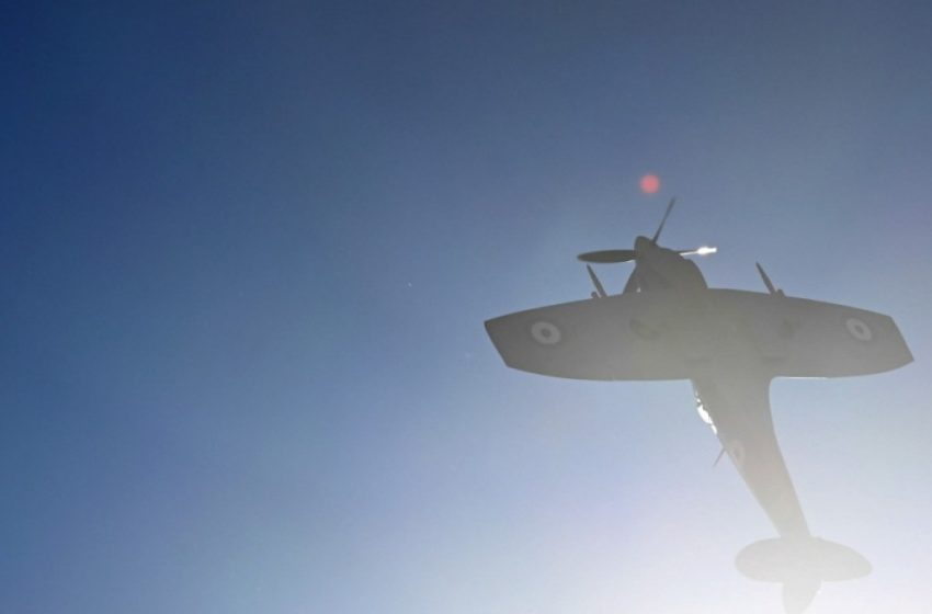 Ξανά στον ελληνικό ουρανό το θρυλικό Spitfire