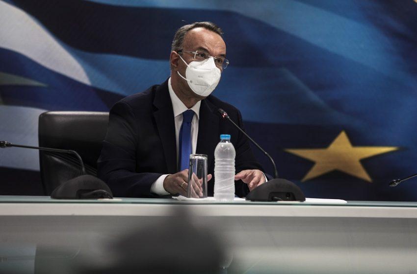 Σταϊκούρας: Οι δύο πρώτες δόσεις του ΕΝΦΙΑ στο τέλος Οκτωβρίου