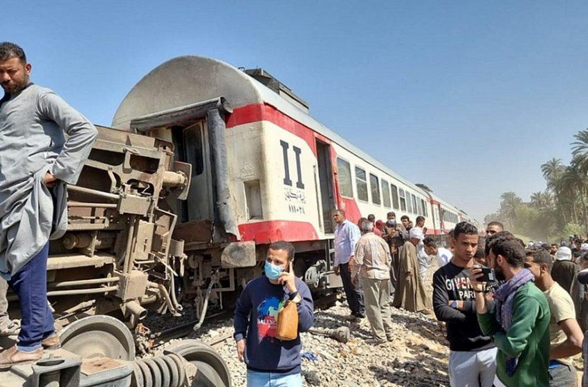 Αίγυπτος: Σιδηροδρομικό ατύχημα στην Αλεξάνδρεια  – 40 τραυματίες