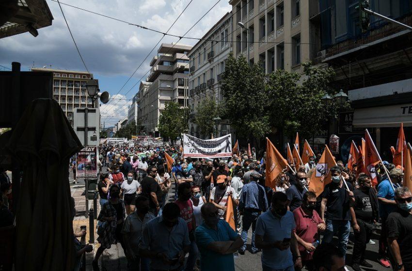 Πρωτοδικείο: Παράνομη η απεργία της ΑΔΕΔΥ μέχρι τις 10 το πρωί