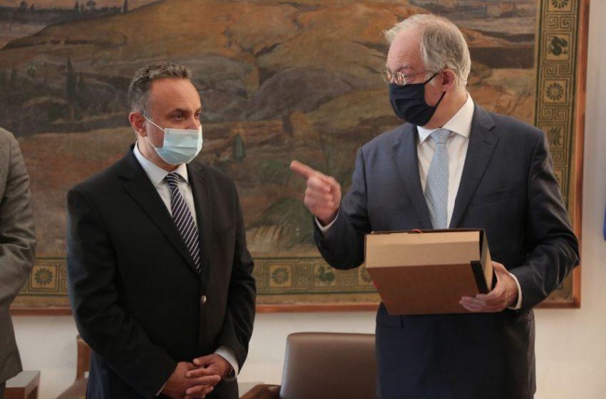 Στον Πρόεδρο της Βουλής το πόρισμα της προανακριτικής για την υπόθεση Παππά – Εντός 15ημέρου στην ολομέλεια