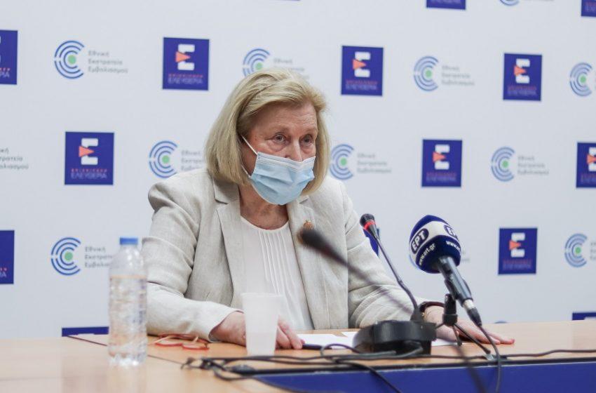 LIVE Η ενημέρωση για τον κοροναϊό και τους εμβολιασμούς