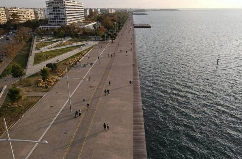 Θεσσαλονίκη:Σημαντική μείωση ιικού φορτίου στα λύματα