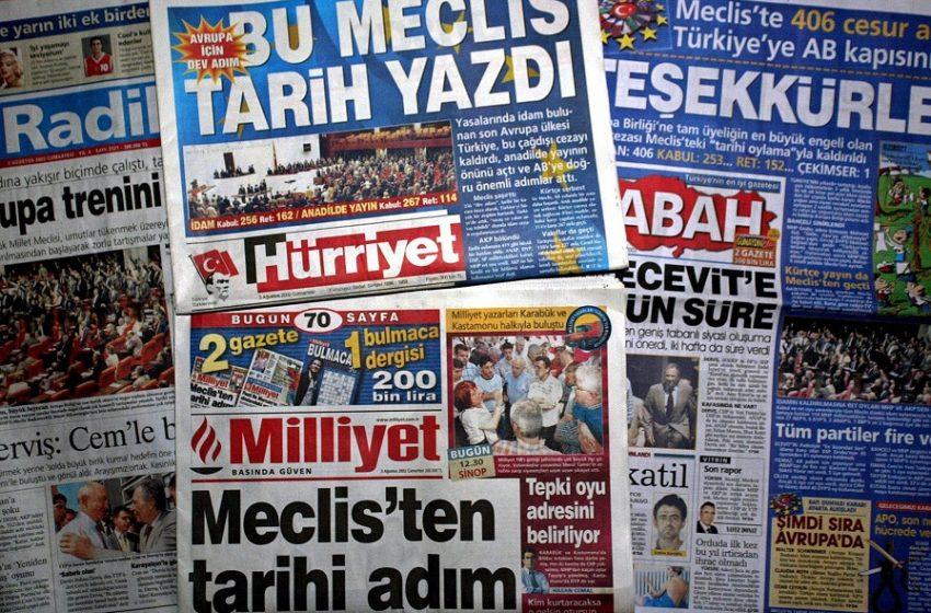 Deutsche Welle: Πώς βλέπουν τα τουρκικά μέσα την Ελλάδα (vid)
