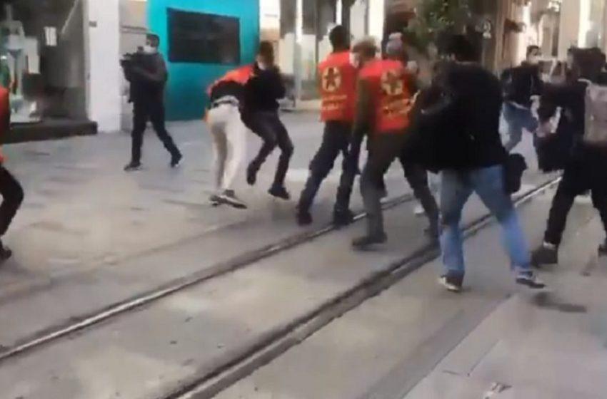 Τουρκία: Δακρυγόνα και συλλήψεις στην Πορεία Υπερηφάνειας που οργανώθηκε, παρά την απαγόρευση