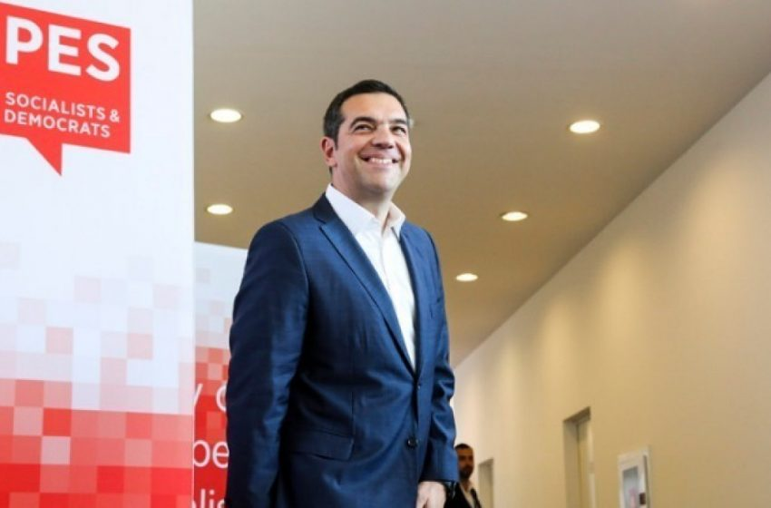 Ξανά στους Ευρωπαίους Σοσιαλιστές ο Τσίπρας- Στη σύνοδο των Βρυξελλών (24/6) καθώς και στην ετήσια διάσκεψη στο Βερολίνο (25/6)