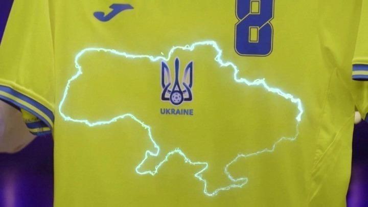 Euro: Χαμός με τη φανέλα της Ουκρανίας και την… Κριμαία