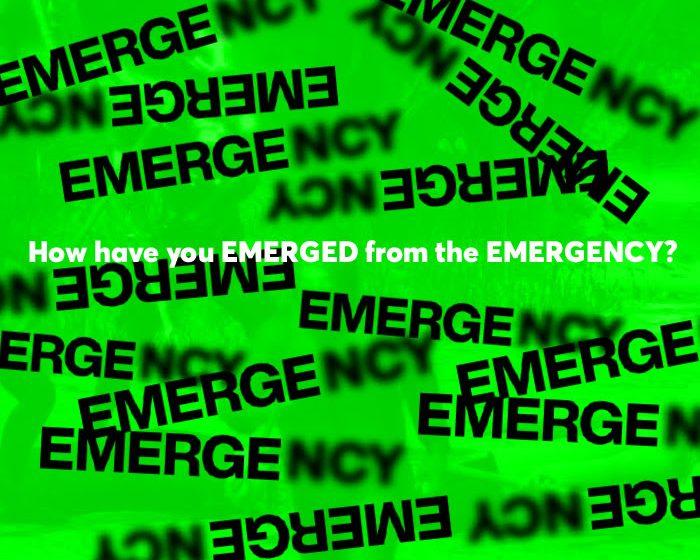 EMERGEncy- Mια έκθεση ανερχόμενων καλλιτεχνών στο τοπίο μετά την πανδημία