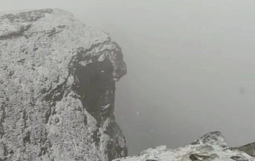 Χιόνισε στον Όλυμπο (vid)