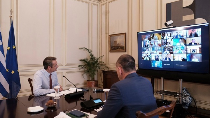 Σε εξέλιξη η συνεδρίαση του Υπουργικού Συμβουλίου – Ποια είναι η ατζέντα