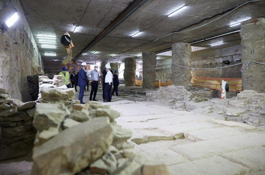 Μετρό Θεσσαλονίκης: Νέα προσφυγή στο ΣτΕ για τις αρχαιότητες της Βενιζέλου