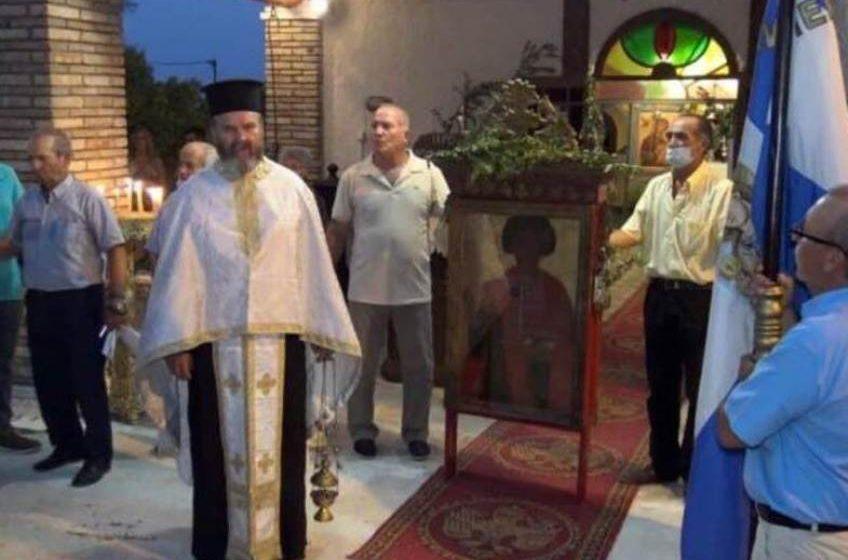 Ζάκυνθος:  Ένταση και αντιδράσεις σε εκκλησία όταν ο ιερέας μίλησε για το εμβόλιο (vid)