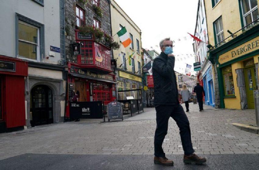 """Ιρλανδία: Η μετάλλαξη Δέλτα """"καθυστερεί"""" το πλάνο άρσης μέτρων"""