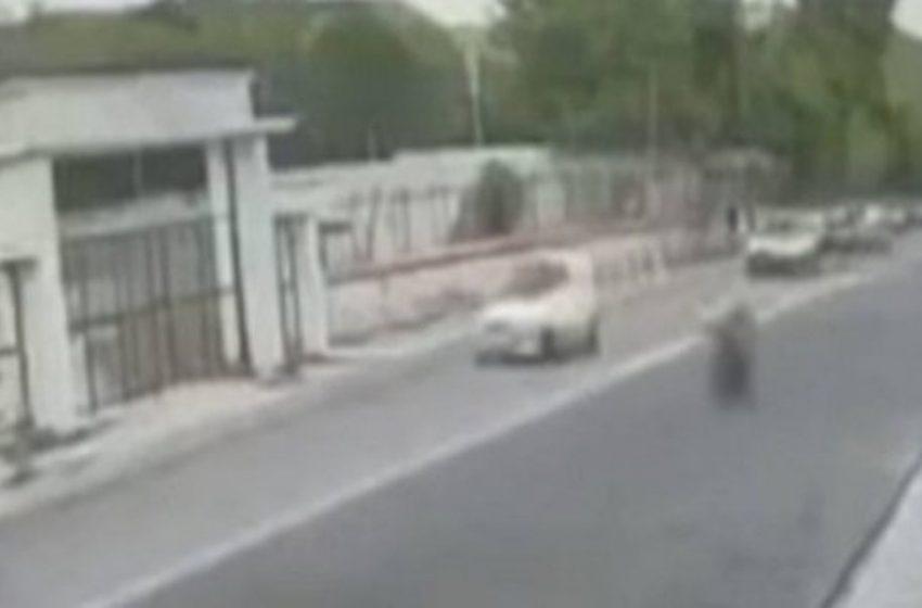 Καβάλα : Βίντεο – ντοκουμέντο από το τροχαίο με τους τρεις νεκρούς (vid)