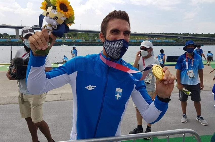 """Ντούσκος: Ήθελε να γίνει… αστροναύτης ο χρυσός Ολυμπιονίκης- """"Θέλω να το γιορτάσω με όλους τους Έλληνες"""""""