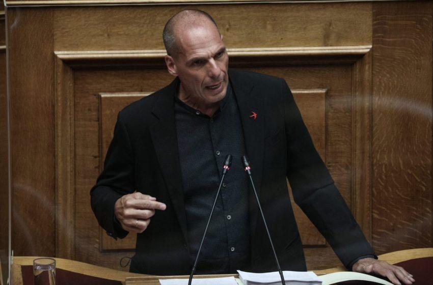 Βαρουφάκης: Το νέο Μεσοπρόθεσμο 2022-2025 θα οδηγήσει σε πέμπτο μνημόνιο