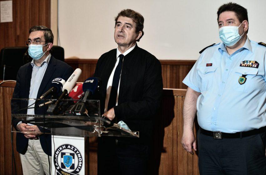 Χρυσοχοϊδης: Η σύλληψη Παππά είναι η τέταρτη μεγάλη επιτυχία της ΕΛΑΣ το τελευταίο δεκαπενθήμερο