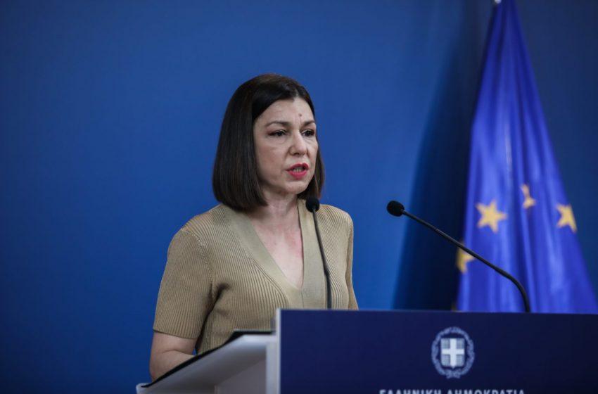 Πελώνη: Η κυβέρνηση έκανε πράξη τις προεκλογικές της δεσμεύσεις – Τι είπε για στήριξη των αδύναμων