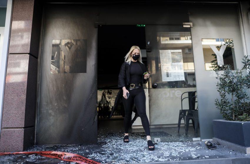 Ανάληψη ευθύνης για τις επιθέσεις στα καταστήματα της συζύγου του Χαρδαλιά και το σπίτι του Πρετεντέρη