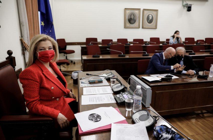 Κλαρίνα στην Βουλή για βουλευτές που ήθελαν να τιμήσουν την ελληνική επανάσταση (vid)