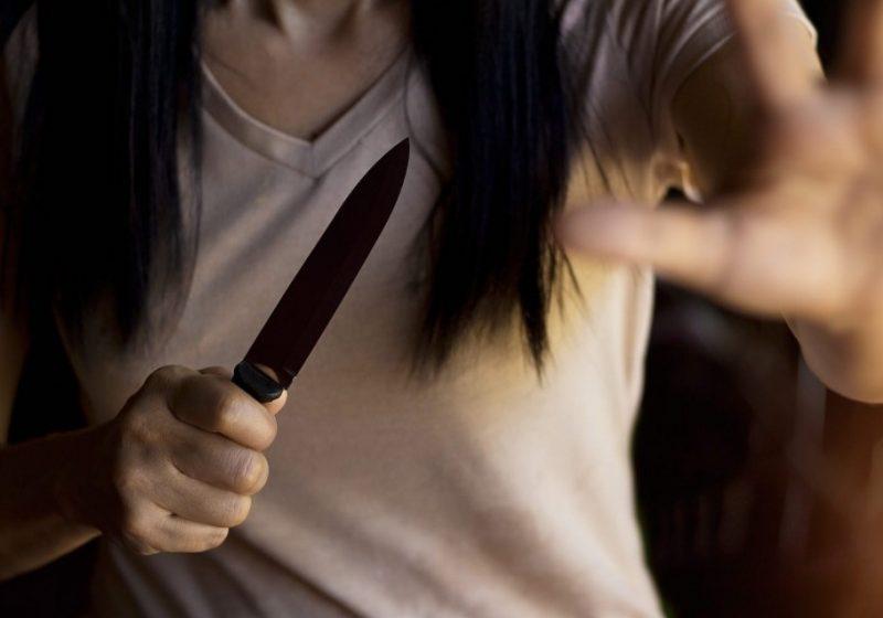 Ηράκλειο: Μαχαιρώθηκε μόνη της η 32χρονη