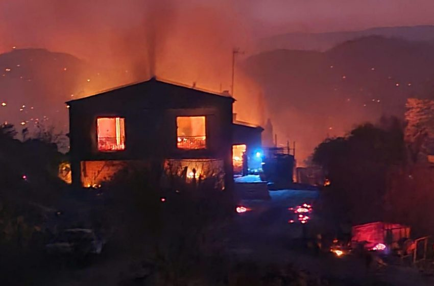 Έσβησε η φονική πυρκαγιά στην Κύπρο – Νεκροί και ανυπολόγιστες καταστροφές