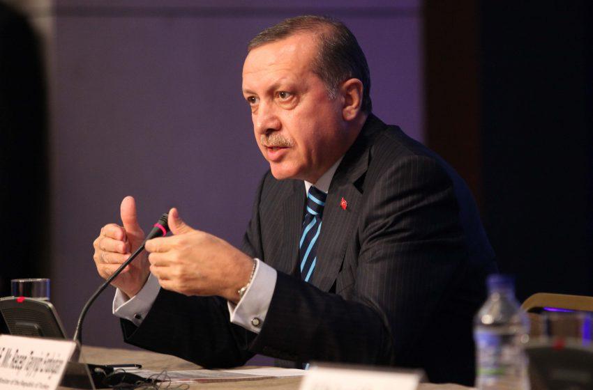 Στην Κύπρο αύριο ο Ταγίπ Ερντογάν